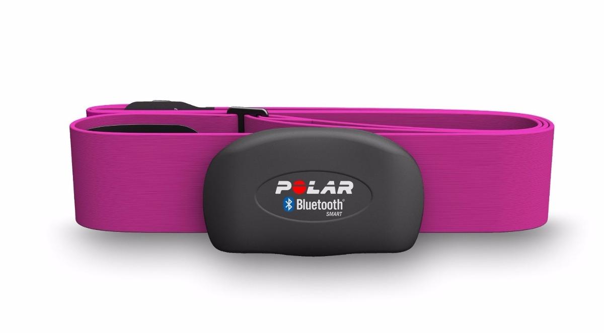 Monitor Polar H7 Bluetooth Heart Sensor Fitness Rosa Med ...