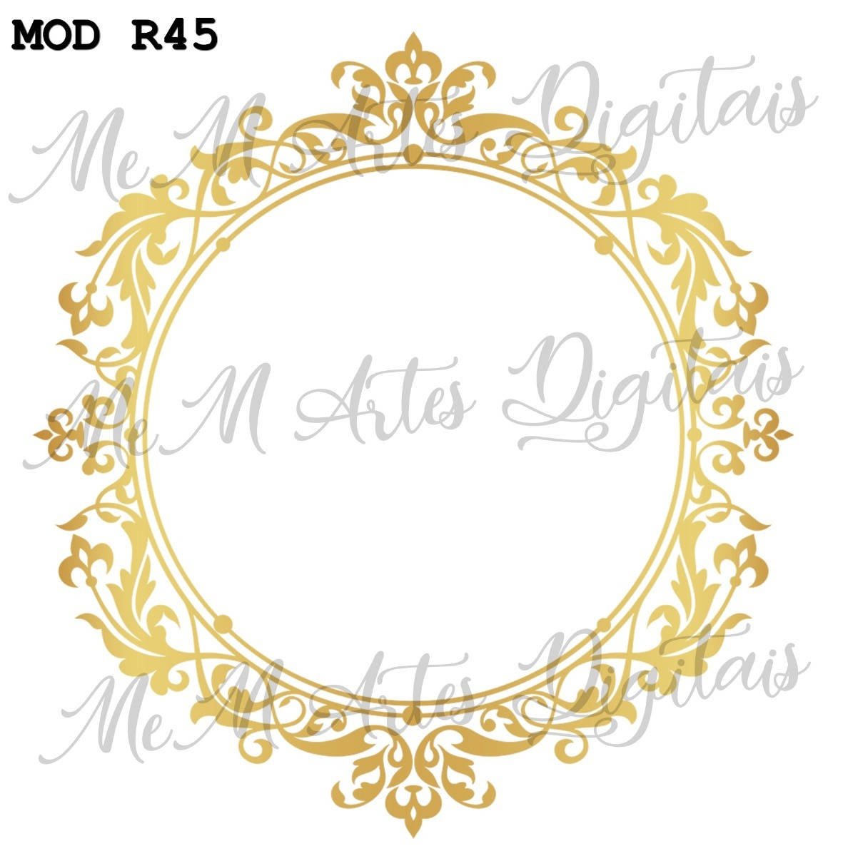 Monograma Braso aniversriocasamentodigital Mod 41 A