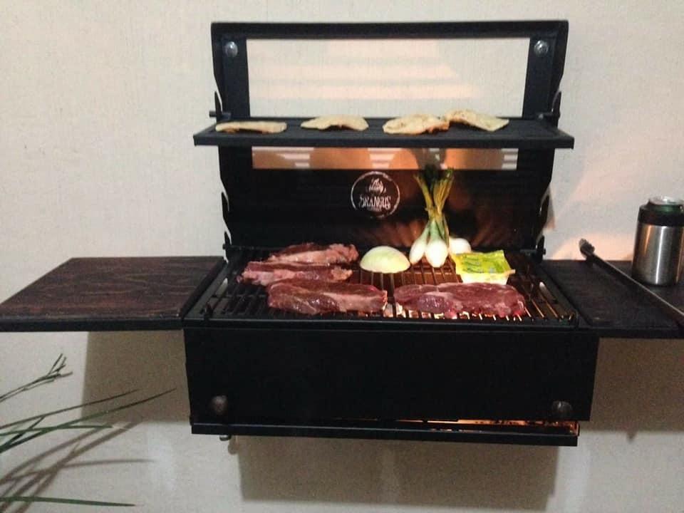 Monterrey Grill asadores   295000 en Mercado Libre