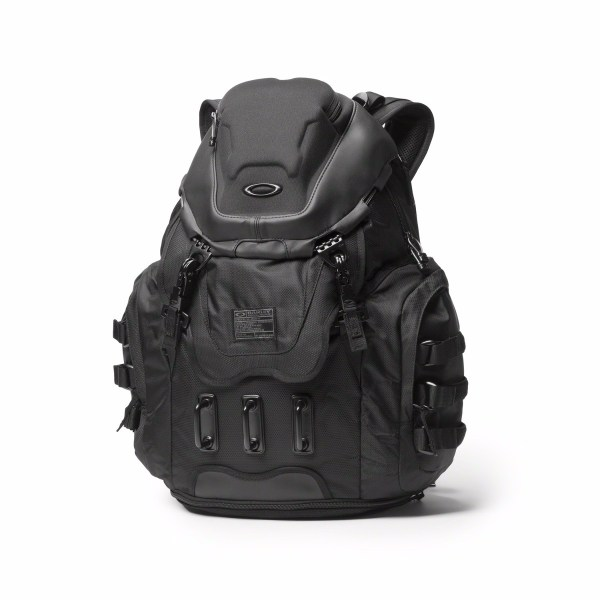 Morral Oakley Kitchen Sink Backpack Stealth Black - 639