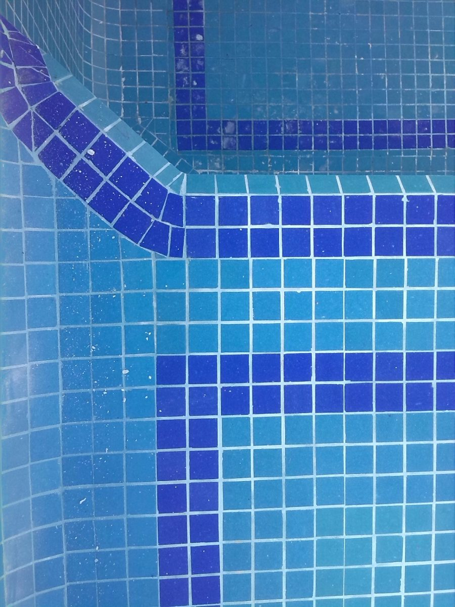 Mosaico Veneciano 5x5 Oferta Alberca Acapulco   37000