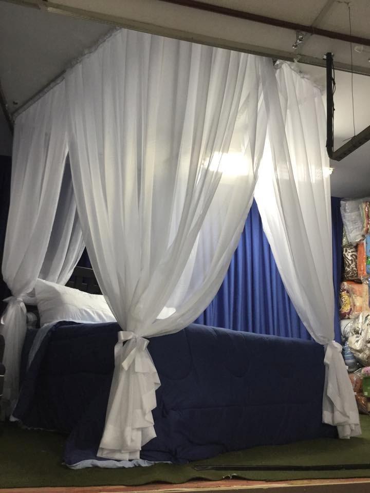 Mosquiteiro De Cama Casal  R 29980 em Mercado Livre
