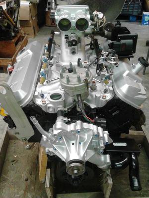 Motor Ford 75 L 460 100% Original F 250 F 350 Super Duty