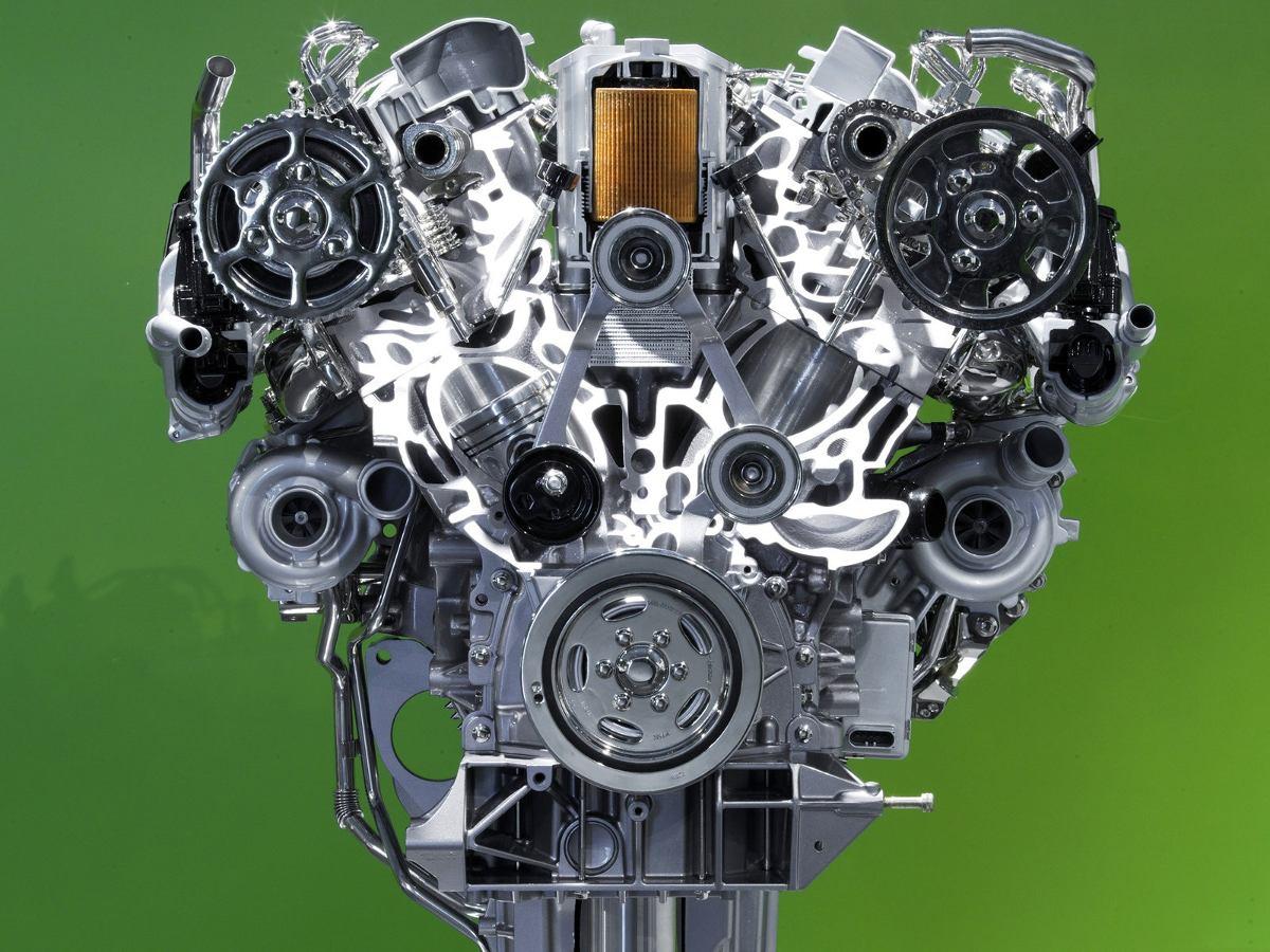 Land Rover Motor Diagram