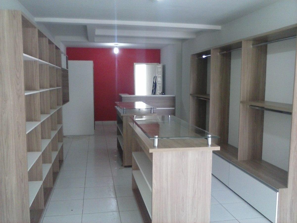 Mveis Para Loja De Roupas  R 985000 em Mercado Livre