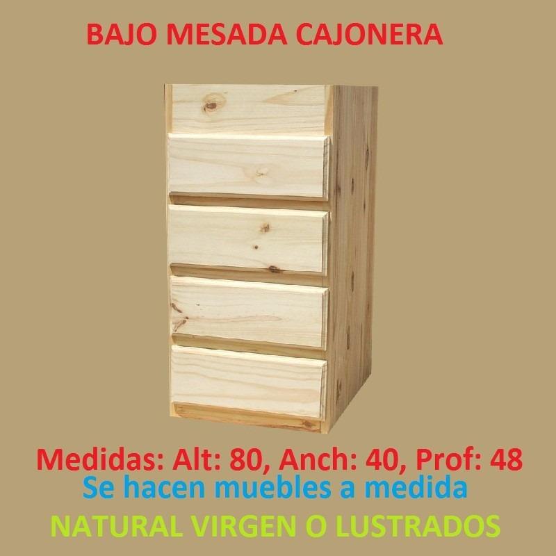 Mueble Aereo Esquinero De Cocina De Madera Maciza   349900 en Mercado Libre