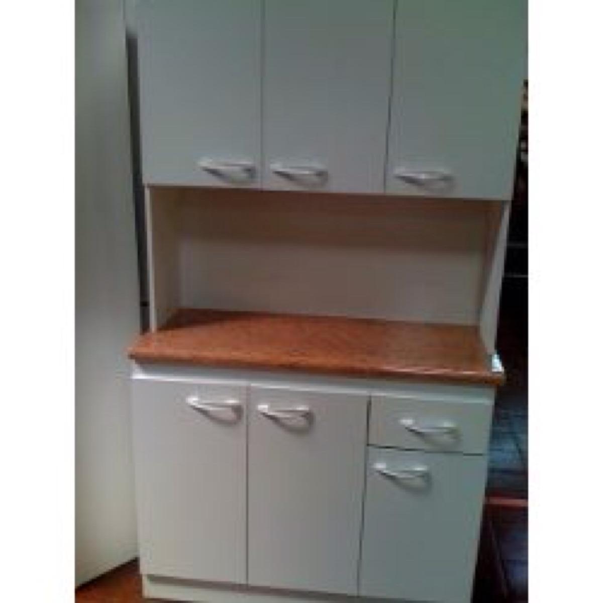Mueble Cocina Compacto   85000 en Mercado Libre