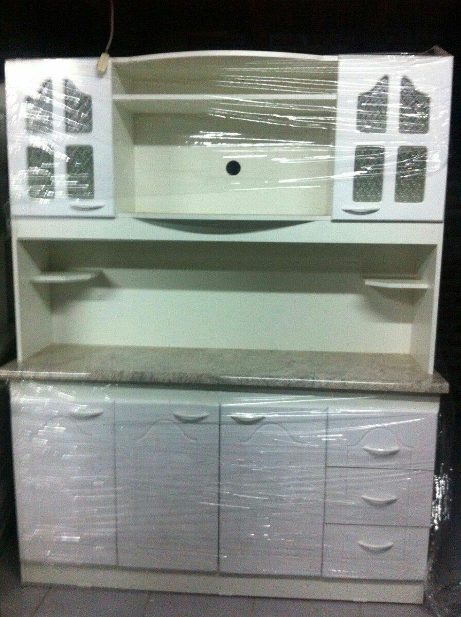 Mueble Cocina Microondas - Decoración del hogar, ideas de muebles y ...