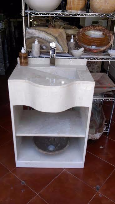 Mueble De Mrmol Para Bao   499900 en Mercado Libre