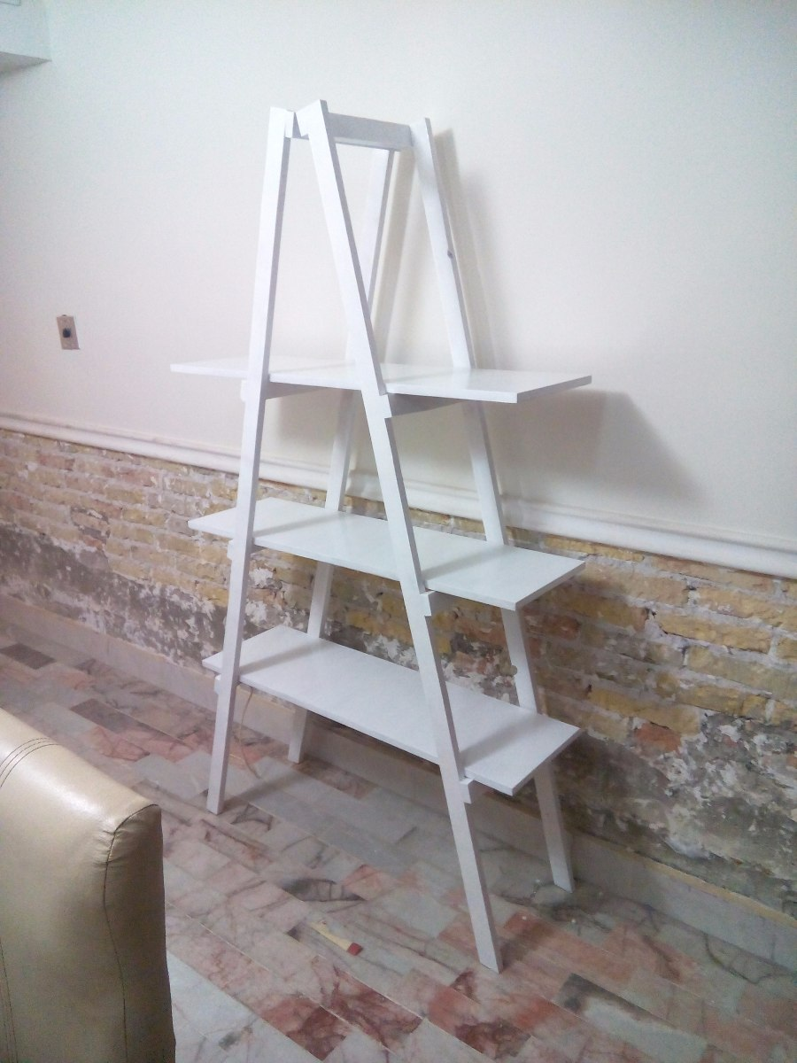 Mueble Escalera Repisa Sala Comedor Candy Bar Bautizo