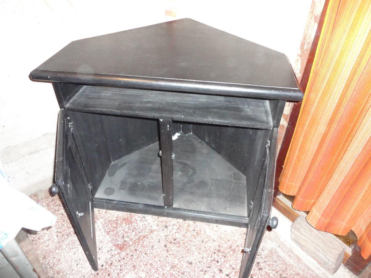 Mueble Esquinero Para Tv   180000 en Mercado Libre