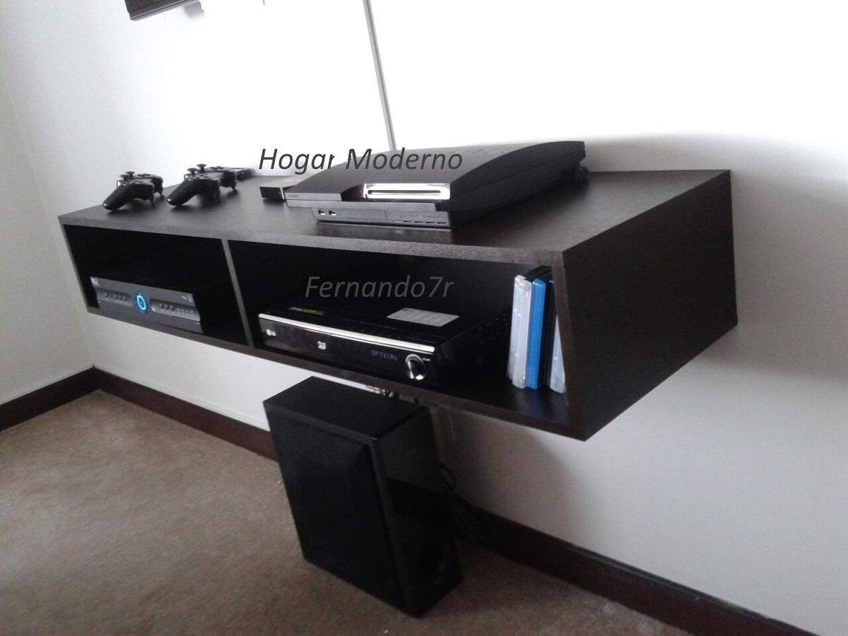 Mueble Flotante Para Tv Ref Mtv120   145000 en Mercado