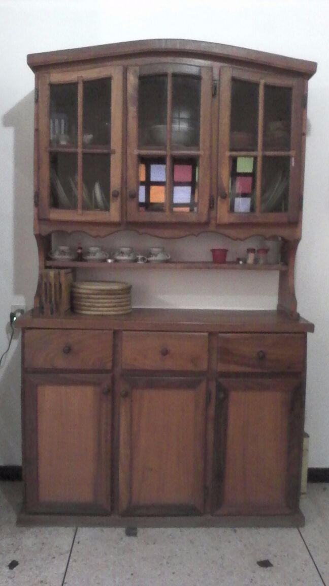 Mueble Madera Para Cocina  Bs 150 en Mercado Libre