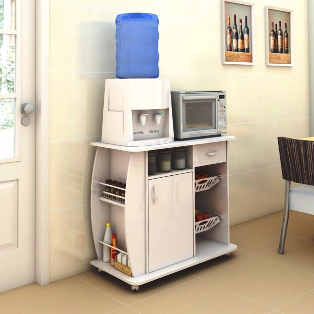 Mueble Organizador De Cocina Blanco Frutero   99900 en