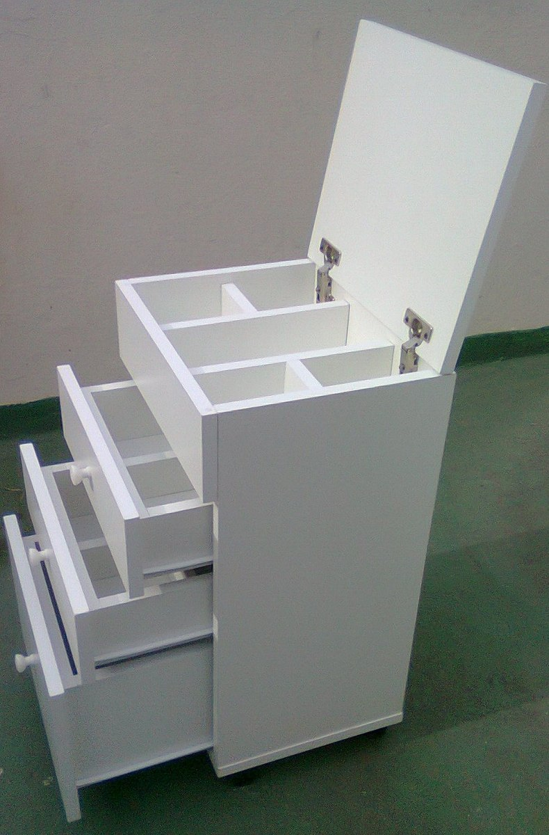 Mueble Organizador Para Maquillaje   450000 en Mercado