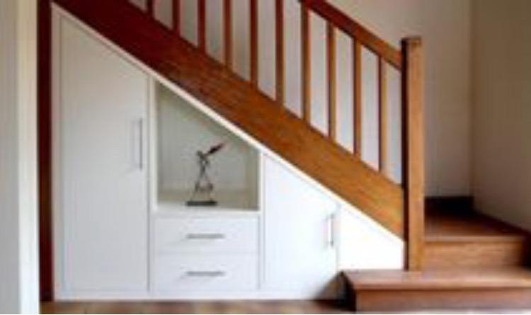Mueble Para Bajo Escalera A Medida   2000000 en