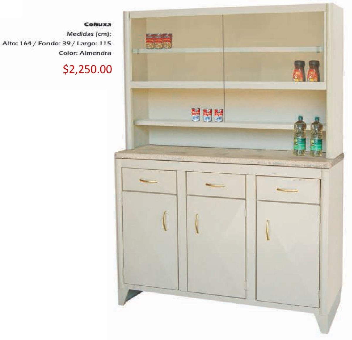 Mueble Para Cocina Modelo Cohuxa   225000 en Mercado Libre