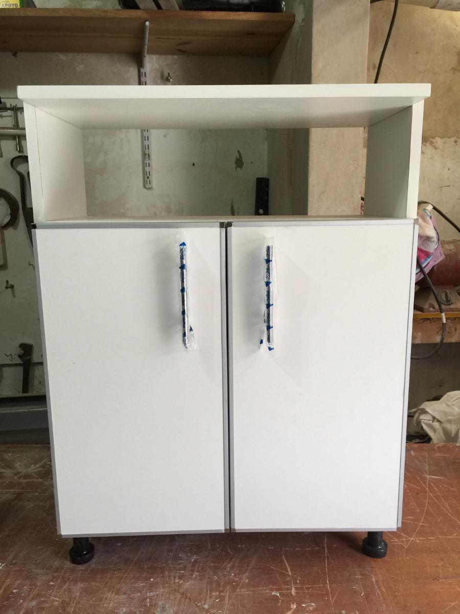 Mueble Para Microondas Y Horno Elctrico   160000 en Mercado Libre