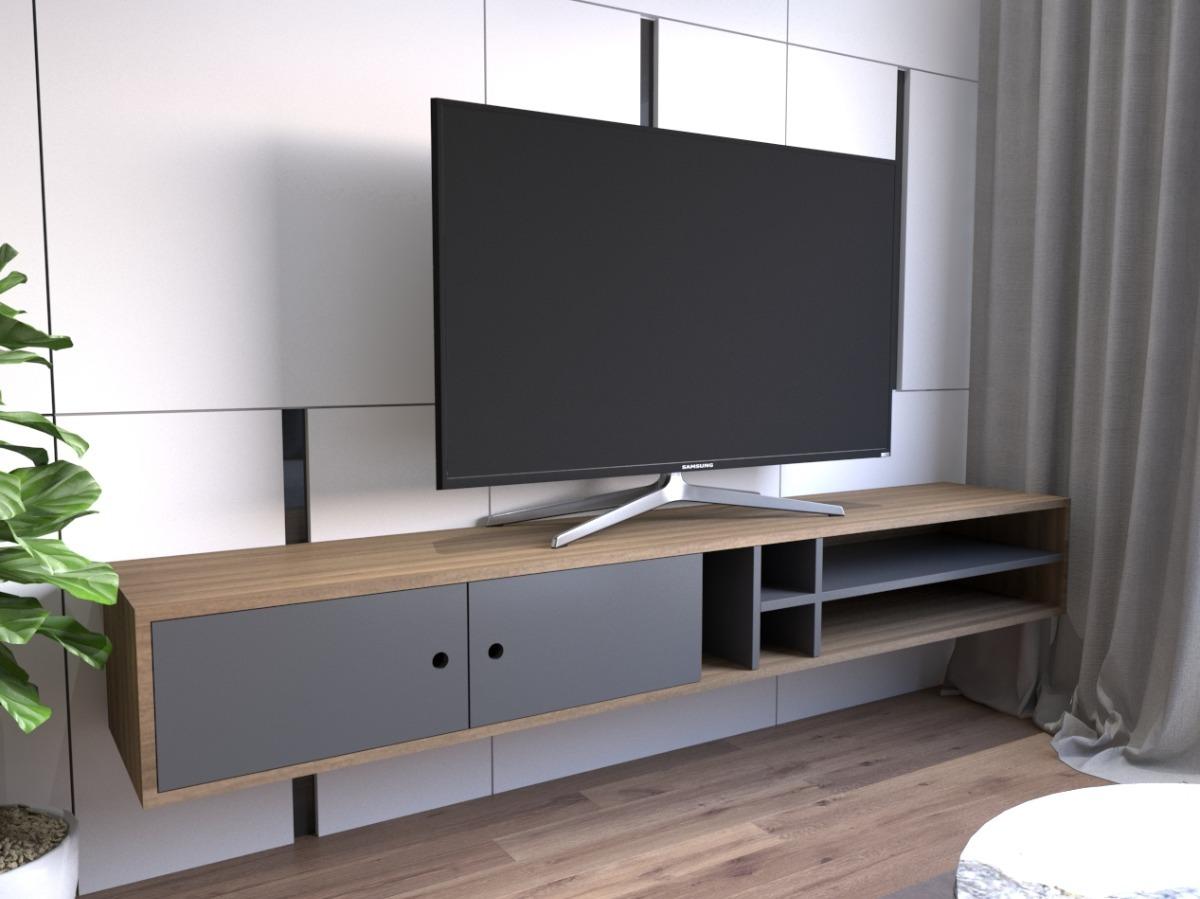 Mueble Para Tv Flotante Envio Gratis   740000 en