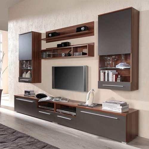 Mueble Para Tv Lcd Rack Modular Vajillero Modelo Venecia