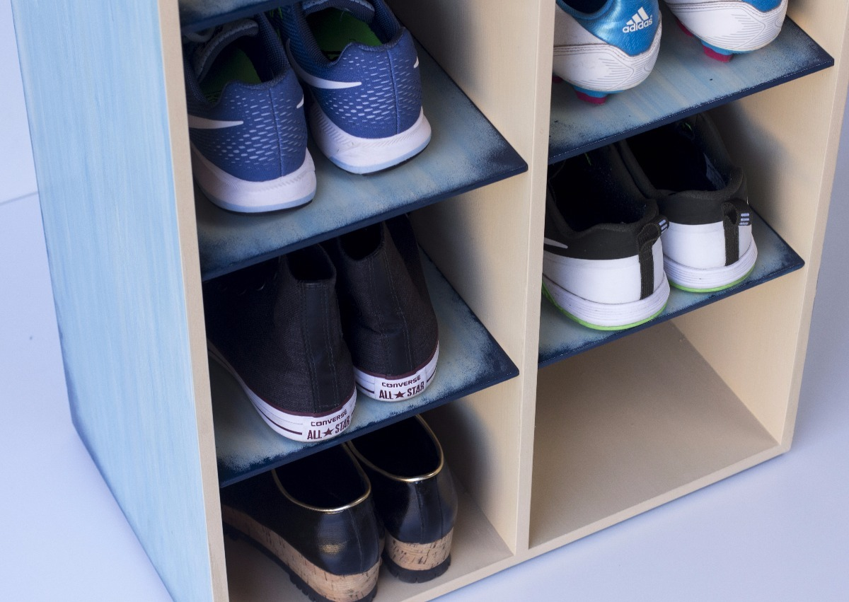 Mueble Para Zapatos Zapatero Organizador   195000 en