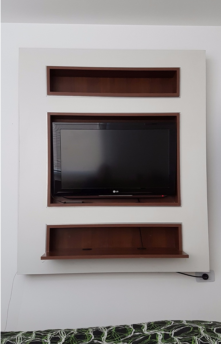 Mueble Tv Pared Mueble Tv Lcd Led Para Pared Moderno