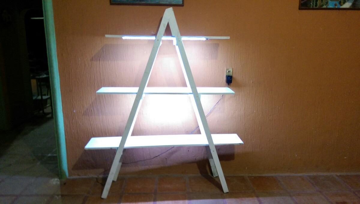 Mueble Vintage Para Mesa De Dulces O Stand Con Luz