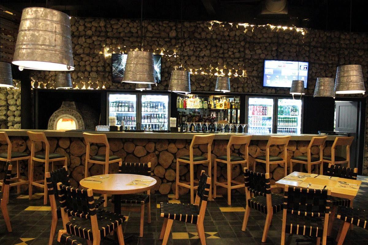 Muebles Cafeteria Sala Sillon Mesa Silla Taburete Banco