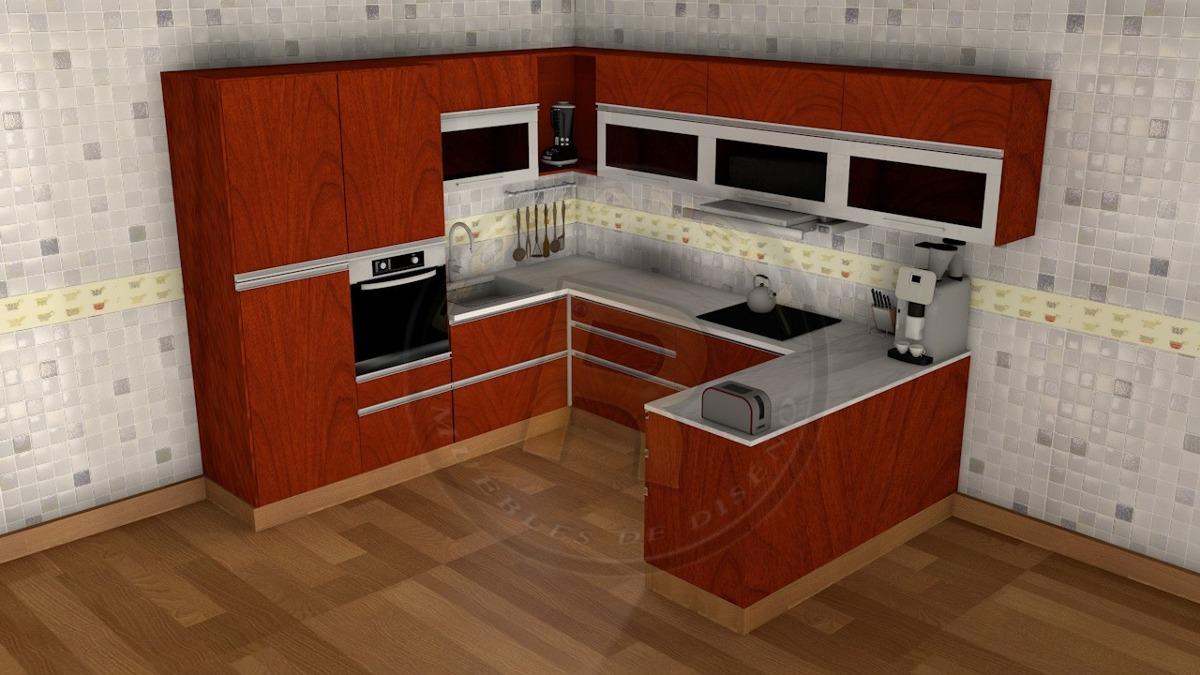 Muebles Cocina Bajomesada  Precio X Metro Lineal