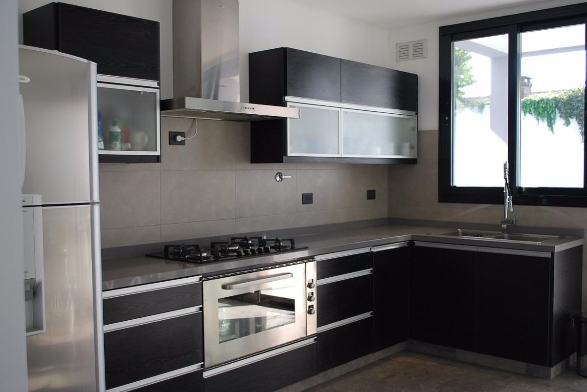 Muebles De Cocina Con Herrajes Lineal J Diseo Y