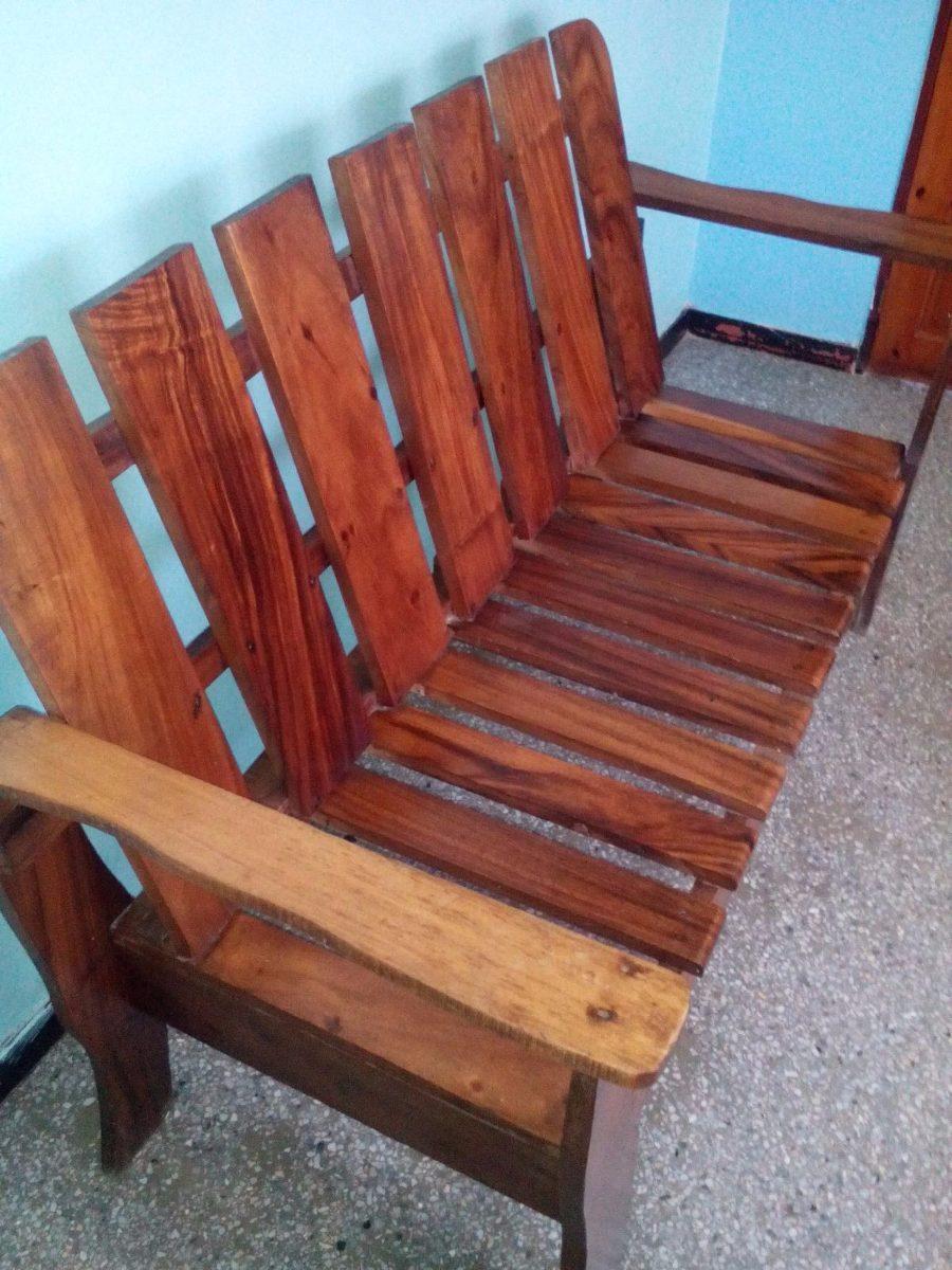 Muebles De Madera Rsticos  Bs 19000000 en Mercado Libre