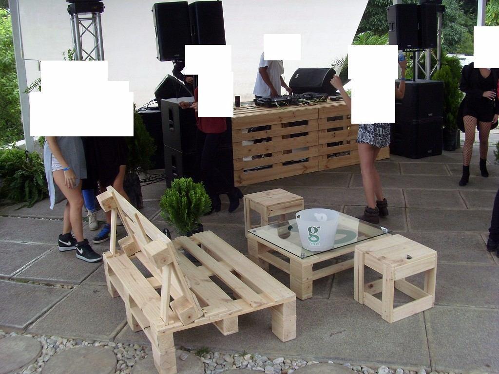 Muebles De Paleta  Bs 15000000 en Mercado Libre