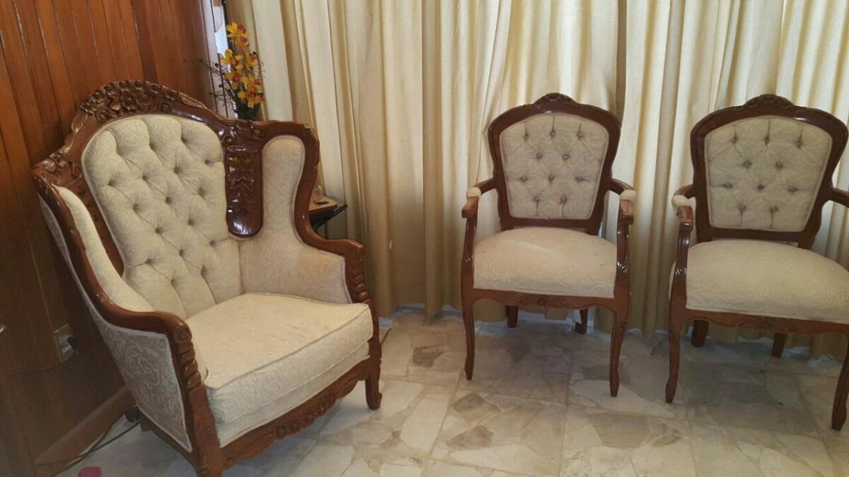 Muebles Estilo Luis Xv   5000000 en Mercado Libre