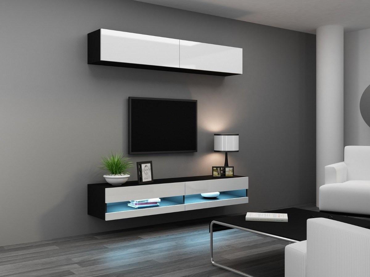 Muebles Modernos  Diseo Rack Lcd   791894 en Mercado