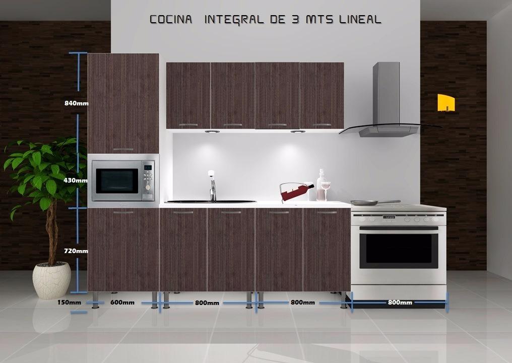 Muebles Para Cocina Linea Econmica Gabinetes Madera  Bs 450000 en Mercado Libre