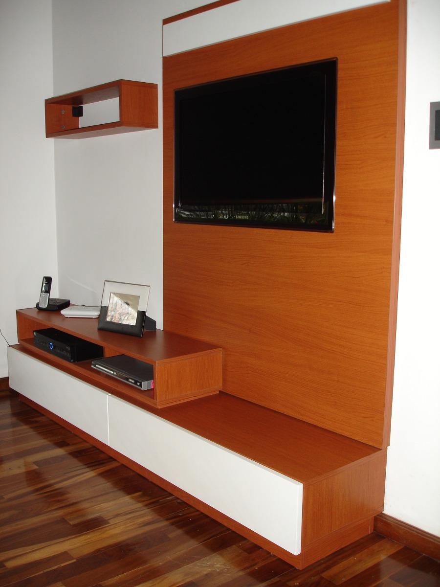 Muebles Para Living Comedor Sala De Estar A Medida