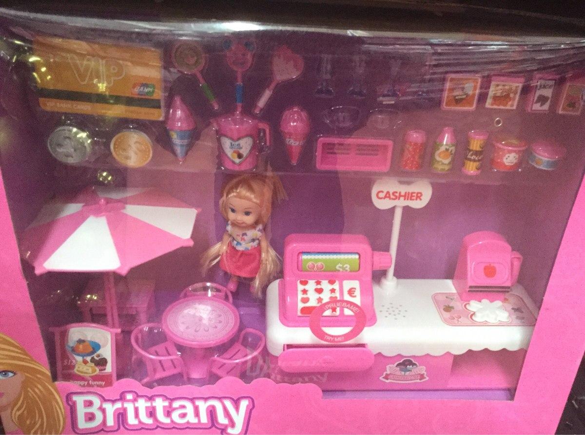 Mueca Brittany Sper Mercado Con Accesorios   55000 en