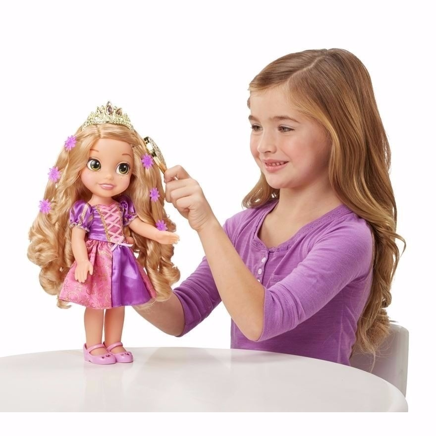 Disney Magic Glow Dolls