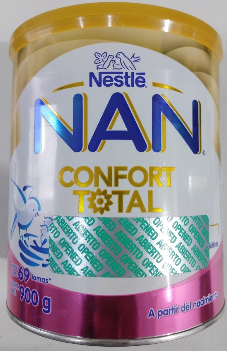 Nan Confort Total 900 Gr Remato Desde El Nacimiento