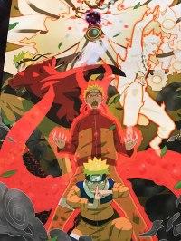 Naruto Anime Home Decor Wall Scroll Poster Tela Pintura ...