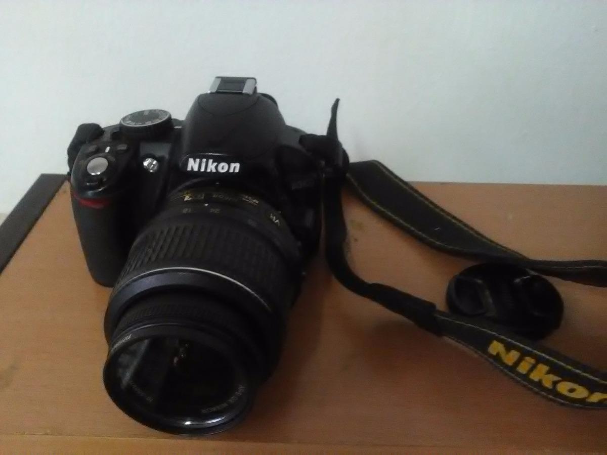 Nikon D3100 Lente 18 55mm - $ 5,650.00 en Mercado Libre
