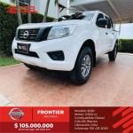 Nissan Frontier 2020 2 5l Mecanica Diesel 105 000 000 En Tucarro