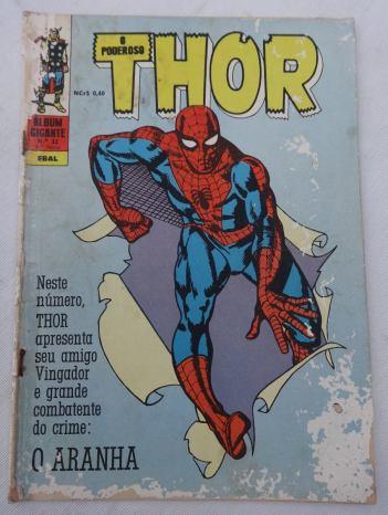 Resultado de imagem para O Poderoso Thor nº 11