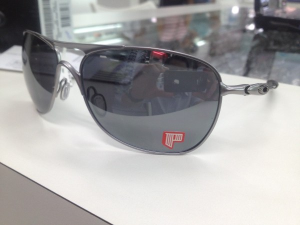 Oculos Oakley Crosshair Polarized Oo4060-06 Withblack