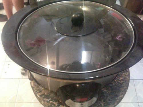 Olla Rival Crock Pot Electrica Nueva Lento Cocimiento   60000 en Mercado Libre