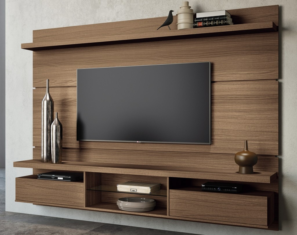 Painel Home Theater Suspenso Livin 22 Canyon Hb Mveis