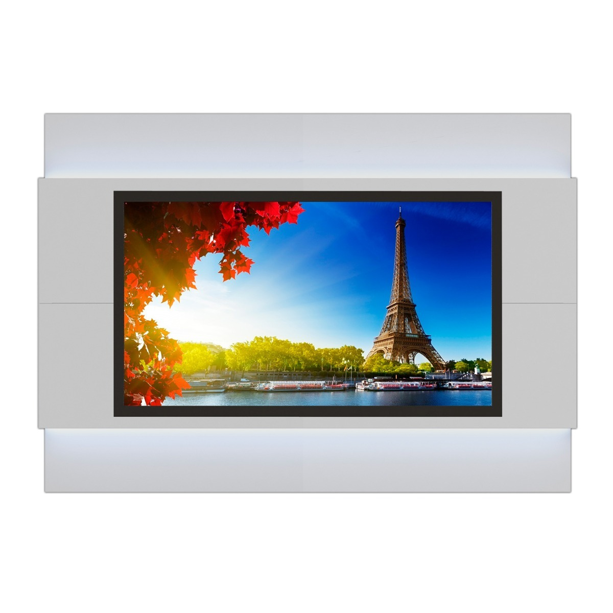 Mueble Tv Pared Panel Colgante Mueble Tv Led 60 De Pared 1 9 Lincoln Mdf