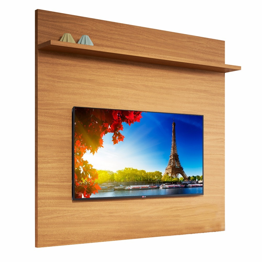 Mueble Tv Pared Panel Colgante Mueble Tv Led Lcd 60 De Pared 1 4 Feel Mdf