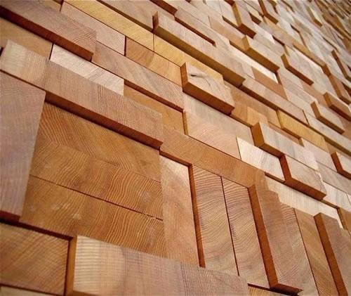 Paneles Decorativos 3d Revestimientos De Madera Paredes  Bs 1200000 en Mercado Libre