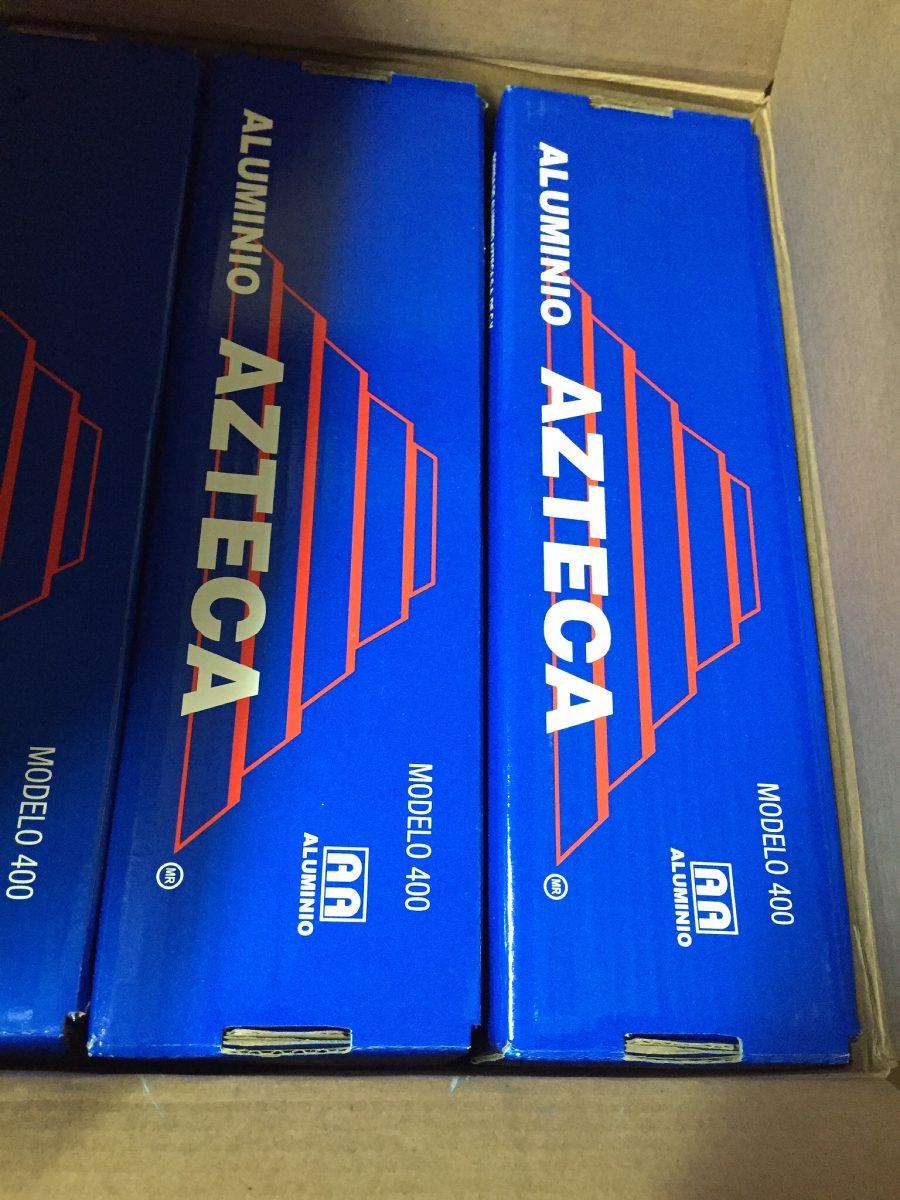 Papel Aluminio Azteca   100 en Mercado Libre
